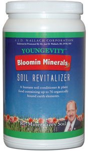 BLOOMIN MINERALSTM SOIL REVITALIZER 40 0 product image