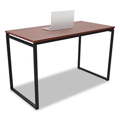 Linea Italia SV750CH Seven Series Rectangle Desk, 47 1/4 x 23 5/8 x 29 1/2, Cherry