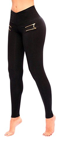 Curvify Womens Leggings, Butt Lifting Thigh Slimmers with High Rise Waist Control (XL, 1175, - Pants Girdle
