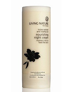 Living Nature Nourishing Night Cream [Misc.] by Living Nature