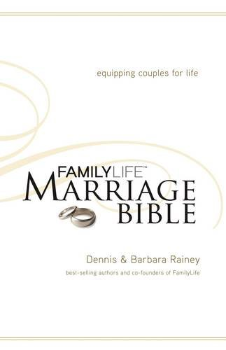 [NKJV, FamilyLife Marriage Bible, Hardcover: Equipping Couples for Life] (Wedding Bible)