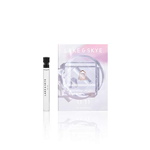 LAKE & SKYE 11 11 - Rollerball Fragrance Oil - Best Selling Unisex Fragrance Collection With a Musky Blend of Natural White Ambers. (Sample) from Lake & Skye