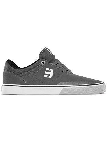 Etnies Marana Vulc Zapatillas De Skate, de Cuero, para Hombre Grey/Black/White