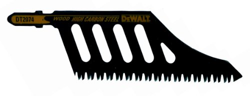 Dewalt DT2074-QZ Jigsaw Blade HCS wood, up to 2.56