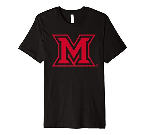 - Miami University MU RedHawks NCAA T-Shirt PPMU02