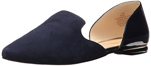 Nine West Shay Wildleder Damen Navy