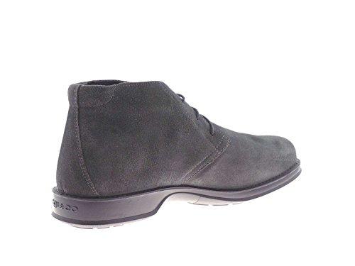 IGI & CO zapatos grises hombre 66811 botines de gore-tex gris oscuro