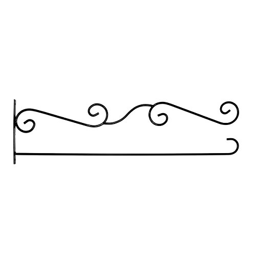 Compare Price To Wrought Iron Fence Brackets Tragerlaw Biz