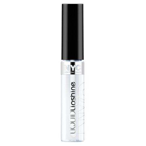 N.Y.C. LIQUID LIP SHINE LIP GLOSS #574 CITY'S CLEAR