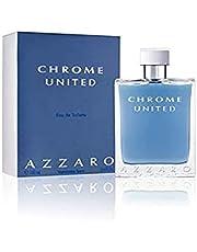 Azzaro Eau de Toilette män Chrome United 100 ml, Pris/100 ml: 33,95 EUR, 100 ml/3,4 oz