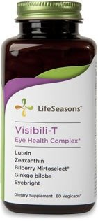 LifeSeasons Visibili-T oeil santé complexe 60 Caps