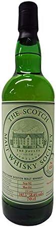 Loch Lomond - SMWS Scotch Malt Whisky Society 122.1-1992 11 year old Whisky