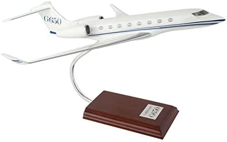 Executive Series Display Models H11872 1-72 Gulfstream 650