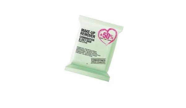Comodynes toallitas démaquillantes pieles combinadas - Promo + 50% gratis: Amazon.es: Belleza
