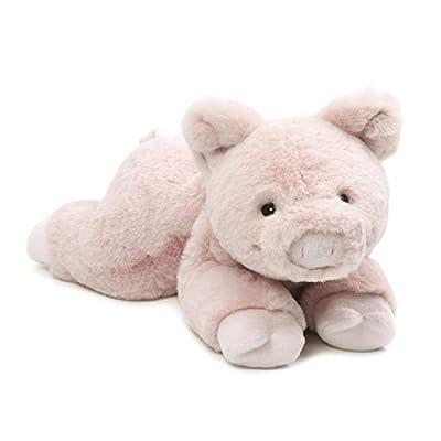 "GUND Hamlet Plush Stuffed Pig, 14"""