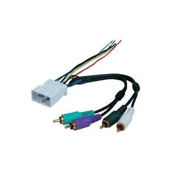 2004 sequoia jbl wiring diagrams amazon.com: jbl stereo wire harness toyota avalon 2000 ...