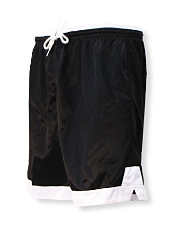 Winchester soccer team shorts for youths or adults - size Adult XL - color Black/White