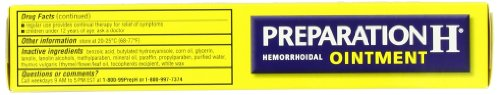 Preparation H Hemorrhoidal Ointment, 2-Ounce Tubes (Pack of 2), Health Care Stuffs