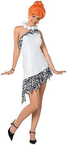 DISBACANAL Disfraz Wilma Picapiedra Deluxe - -, S: Amazon.es ...