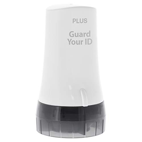 Guard Your ID ADVANCED Roller Identity Theft Prevention Security Stamp WHITE (38345)