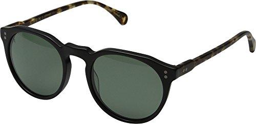 Raen Remmy 49 Polarized Round Sunglasses, Matte Brindle Tortoise, 49 - Sunglasses Raen Remmy