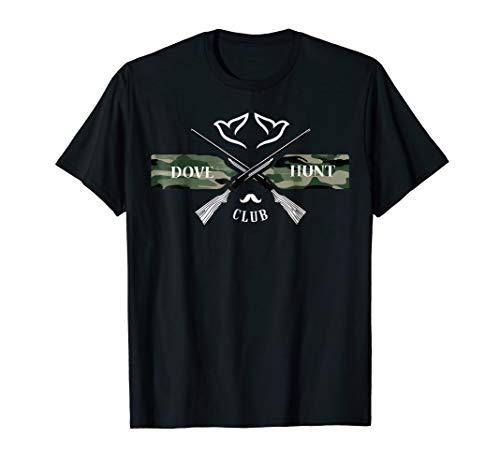 Dove Hunt Camo Hunting Club T Shirt