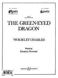 The Green-Eyed Dragon: Low Voice, F# Minor