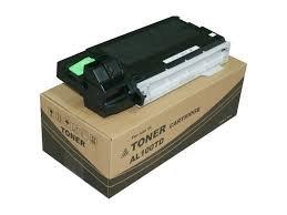 Sharp Genuine Brand Name, OEM AL204TD (AL-204TD) Black Toner / Developer Cartridge (6K YLD) for AL-2021, AL-2031, AL-2041, AL-2051 Printers