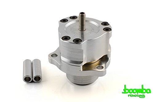 - Boomba Racing BLOW OFF VALVE SILVER for 2013+ Ford Focus ST
