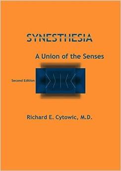 Synthesia: A Union of the Senses (Bradford Book)