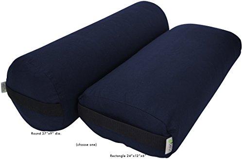 Bolster Rectangle support cushion meditation product image