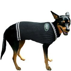 Pets First New York Jets Dog Sweater