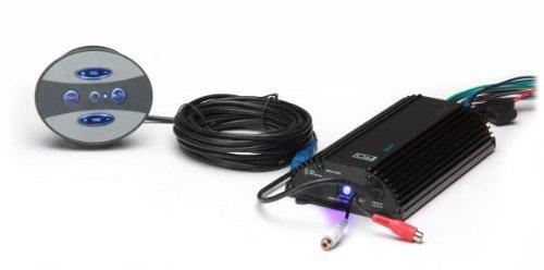 PolyPlanar ME-60BT 4-Channel 120W Audio Amplifier w/Bluetooth