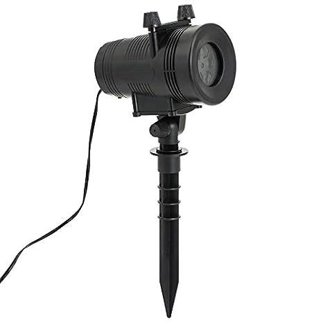 idmarket - Proyector LED diseño de Navidad blancos Déco para ...