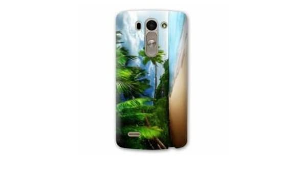 Amazon.com: Case Carcasa LG K10 Mer - - Plage B -: Cell ...