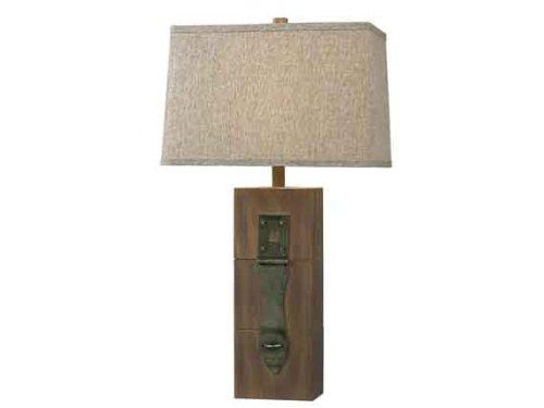 Kenroy Home 32091WDG Locke Table product image