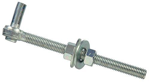 - Hillman 5/8 x 8 in. Zinc Plated Gate Bolt Hook (2-PACK)