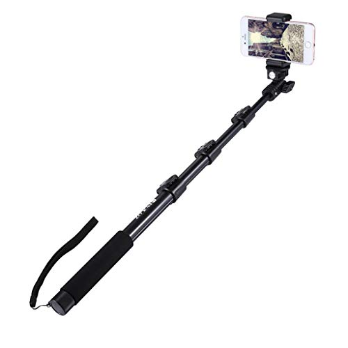 for DJI OSMO Action Camera, Extendable Adjustable Pole Handheld Selfie Stick Sports Camera Accessories