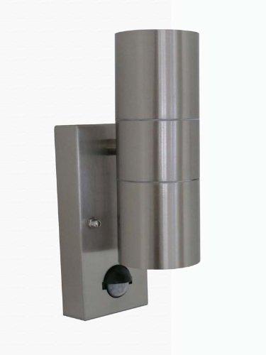 Aplique de pared LED con detector de movimiento UpDown Sens - 10216: Amazon.es: Iluminación