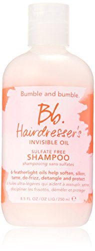 Bumble and Bumble Hairdresser's Invisible Oil Sulfate Free Shampoo, 8.5 Ounce