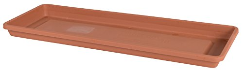 Bloem Fiskars 30 Inch TerraBox Tray, Color Clay by Bloem