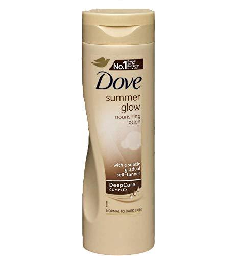 Dove Summer Glow Body Lotion Normal to Dark 250ml by Kodiake