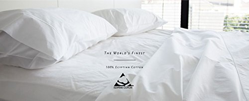 800 Thread Count 100% Long Staple Egyptian Cotton Sheet Set, (Marrow stitch Classic Look Hem )Twin Sheets, Luxury Bedding, Twin 3 Piece Set, Smooth Satin Weave,Silver, by Audley Home