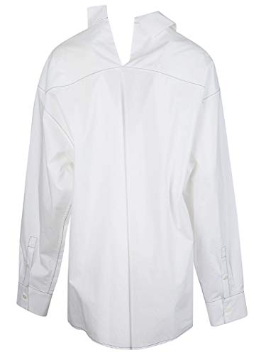 Blanc Marni CAMAW37A00TCV6000W01 Coton Femme Chemise aBOan1xr