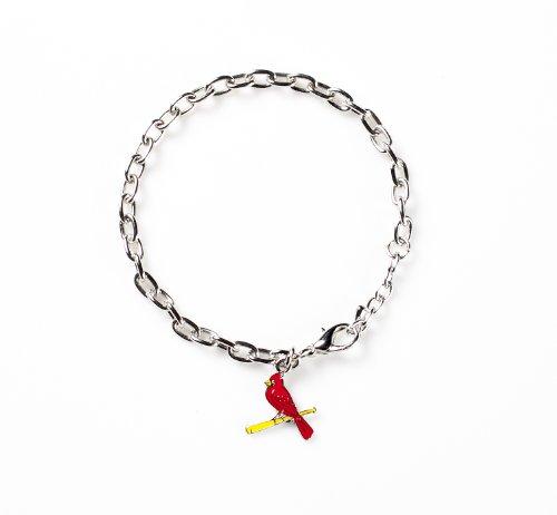 MLB St. Louis Cardinals Logo Bracelet