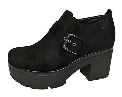 Mujeres Rbld Para Negro Flyer Zapato tqxqR6Tg