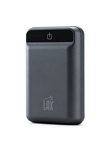 LAX External Li Polymer 10000mAh Portable