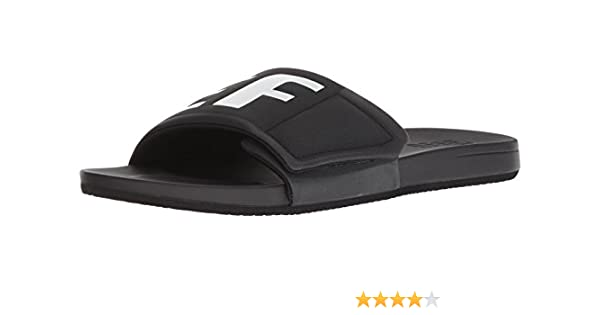 30bedfbd105d Amazon.com  Reef Men s Cushion Bounce Slide Sandals  Shoes