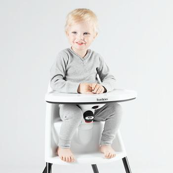 The perfect choice for baby's first highchair.