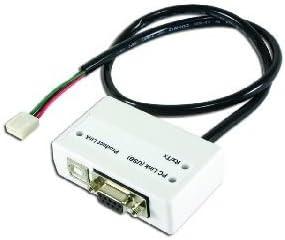 PARADOX 307-USB Módulo interfaz con puerto USB para la conexión directa entre PC y central.